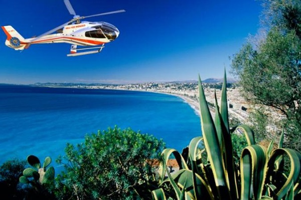 Nice Air, Helicopter & Balloon Tours