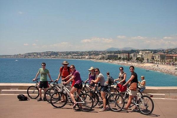 Cycling & Walking in Nice